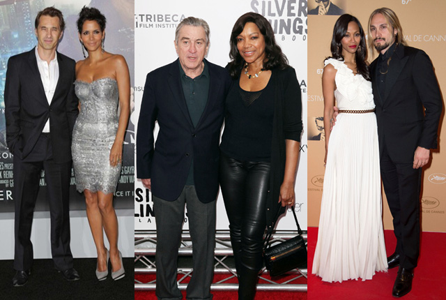 Celebrity dating interracial