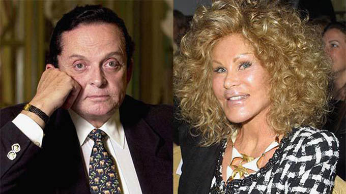 Alec&Jocelyn Wildenstein