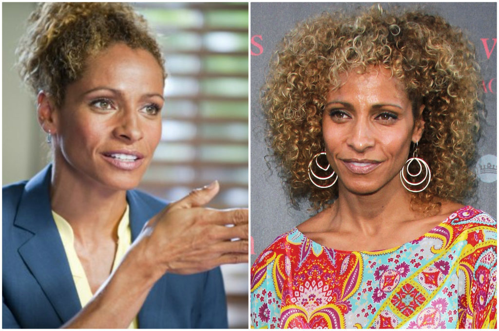 Michelle Hurd (Detective Monique Jeffries)